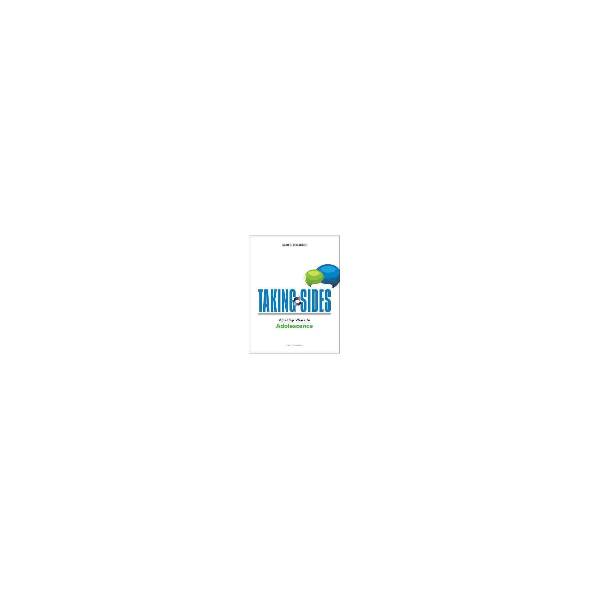 Clashing Views in Adolescence (Paperback) (Scott Brandhorst)
