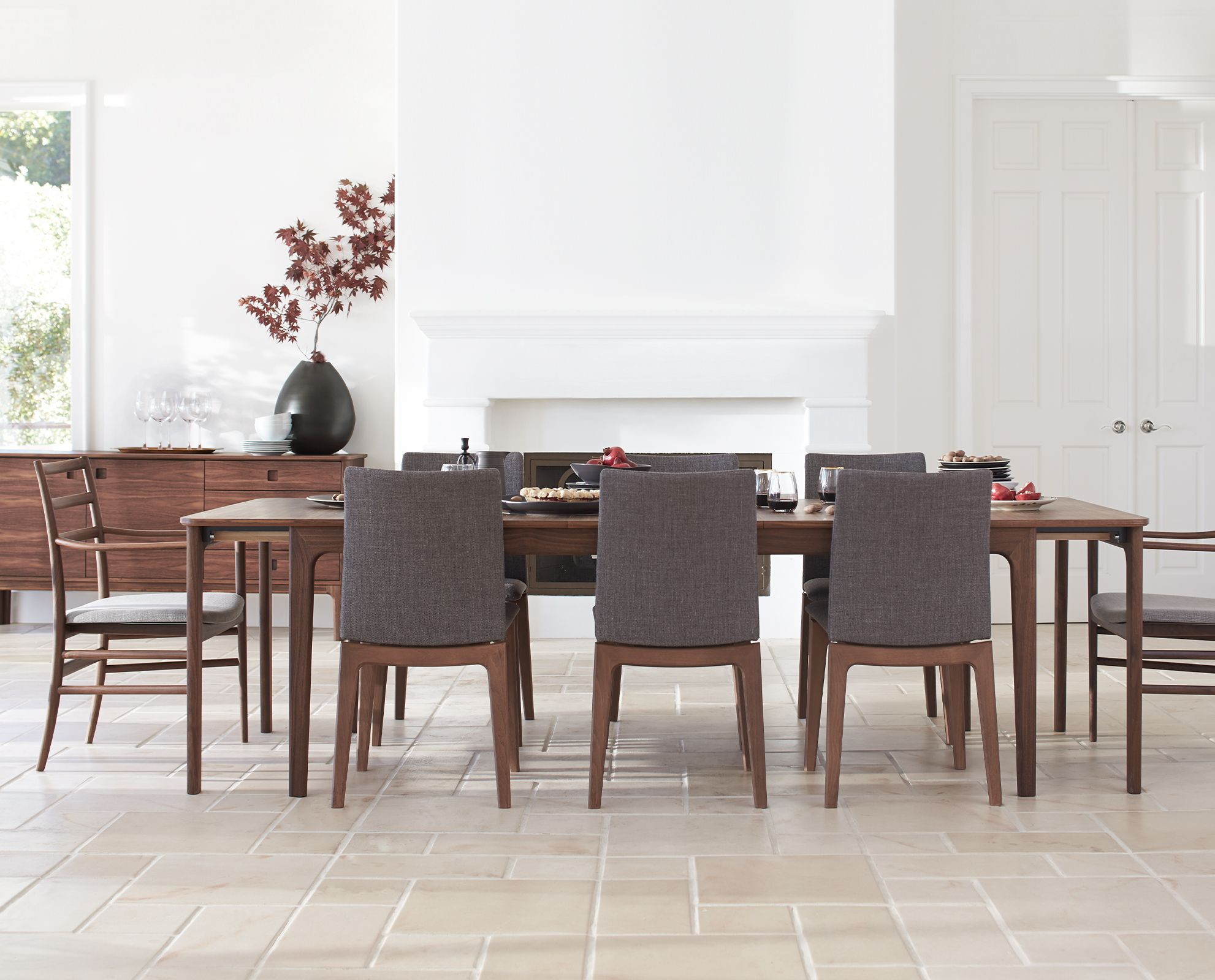 Sundby Dining Table From Dania Furniture Co Danishfurniture Madeindenmark Scandistyle Modern Interiors