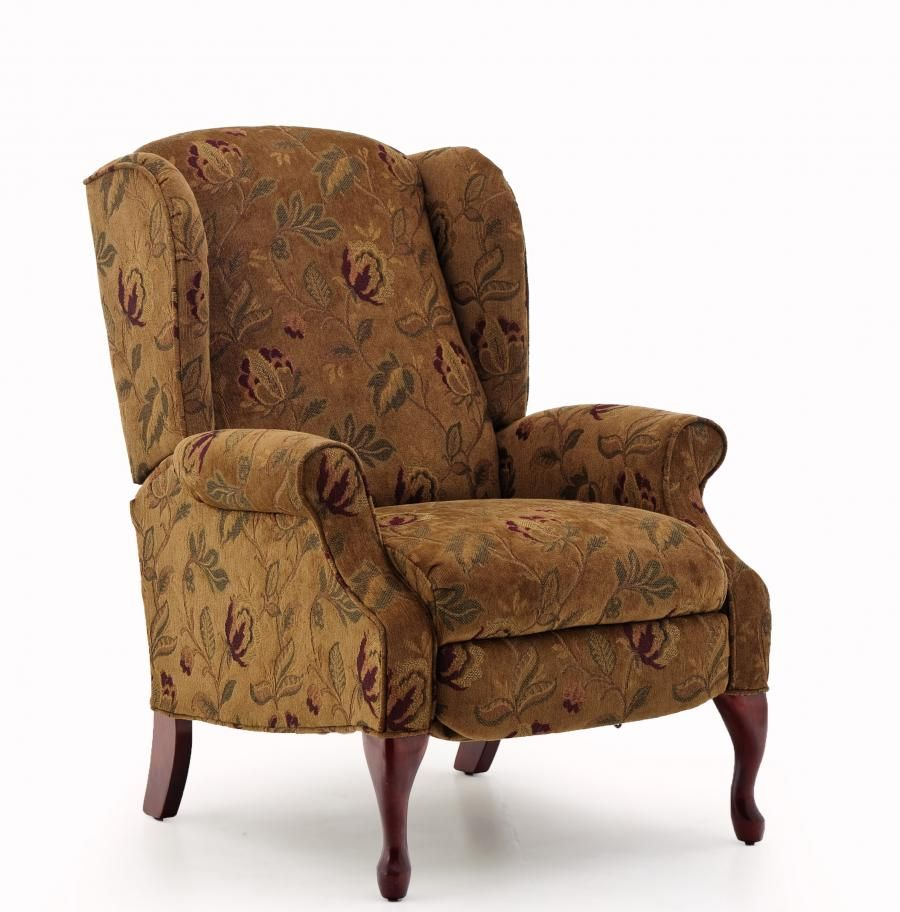 Pin french cafe style chair in red by ines cole on pinterest - Discontinued Lane Recliners