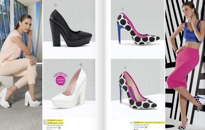 6eab9df4 zapatos-andrea-catalogo 2016 Catalogos Andrea, Zapatos Andrea, Otoño  Invierno 2014,
