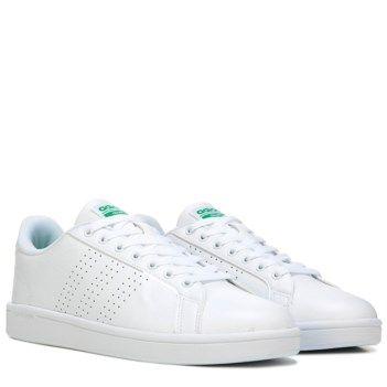adidas Men's Neo Cloudfoam Advantage Clean Sneaker at Famous ...