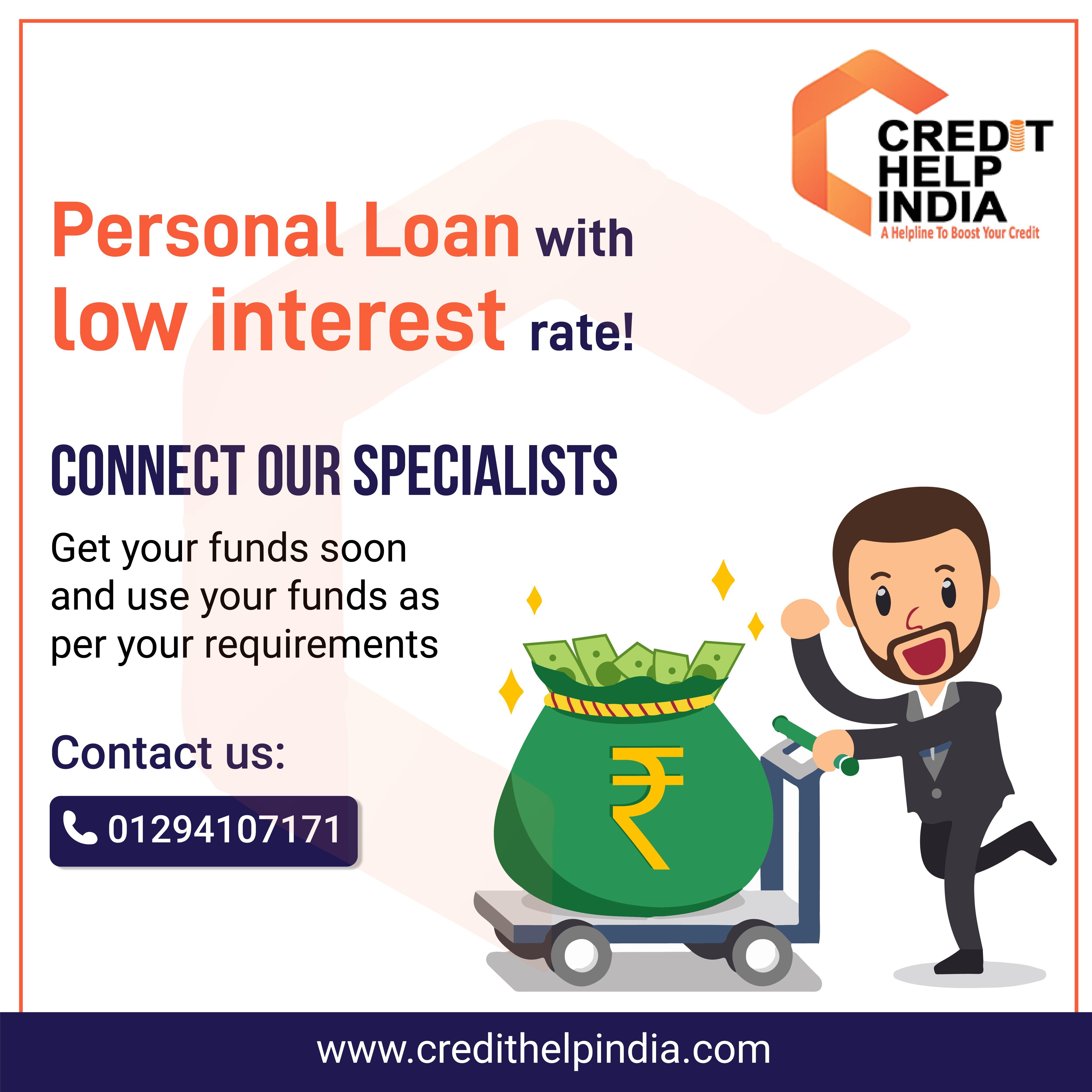 Personal Loan In 2020 Personal Loans Improve Credit Score Improve Credit