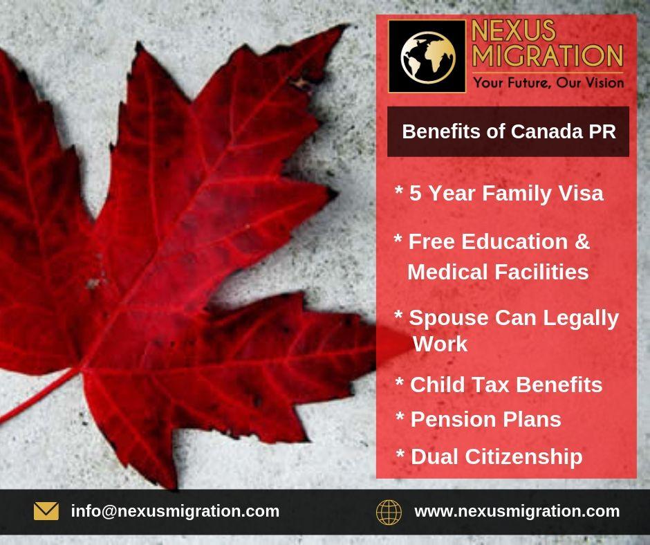Canada Immigration Services Nexus Migration Dubai Migrate To