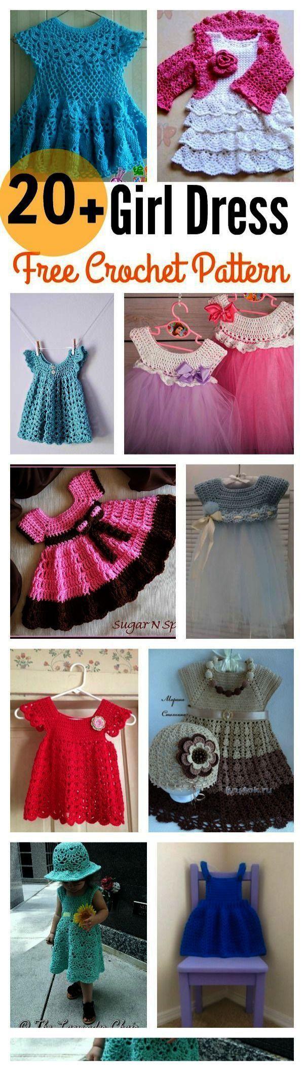 Uncinetto Abiti Per Bambina Online India più di Moda Nova Halter Dress in Cro... - #Baby #Cro #Cr... #uncinettoperbambina