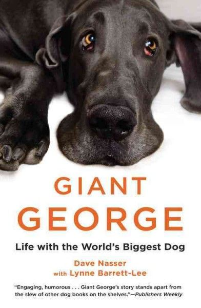 Giant George By Dave Nasser With Lynne Barrett Lee Nonfiction