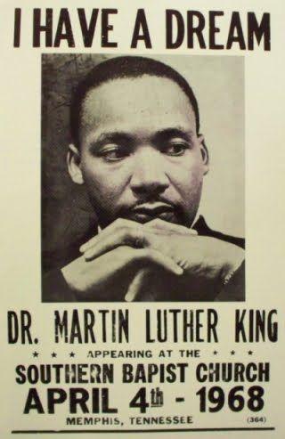 M L King J F Kennedy Von Art Friend Crowmanchris Martin