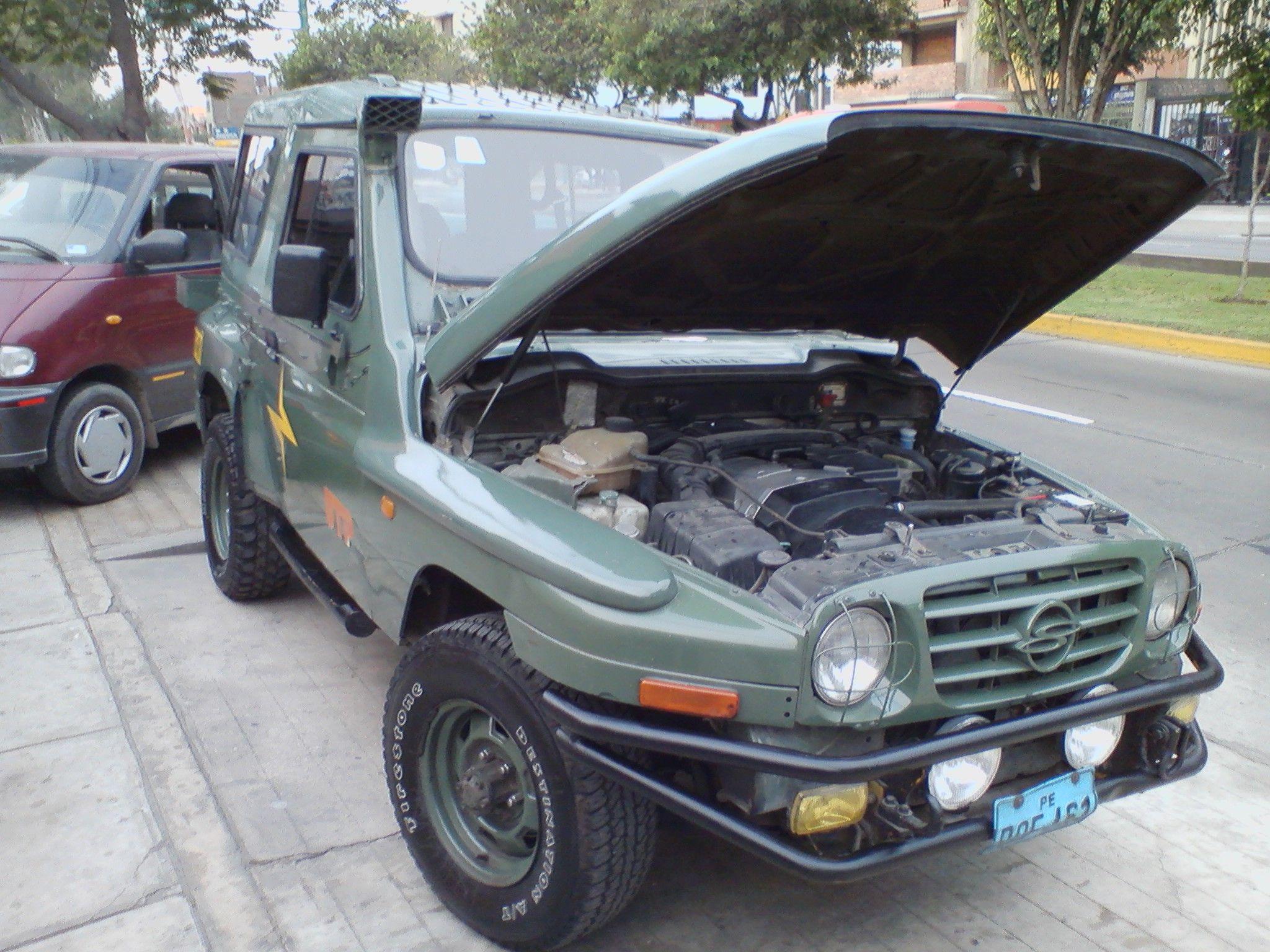 453895d1309706377 Ssangyong Korando 1998 Version Tipo Jeep Militar Sist Dual Glp 5ta Generacion 057 Jpg 2 048 1 536 Pixels Jeep Bus Engine Car