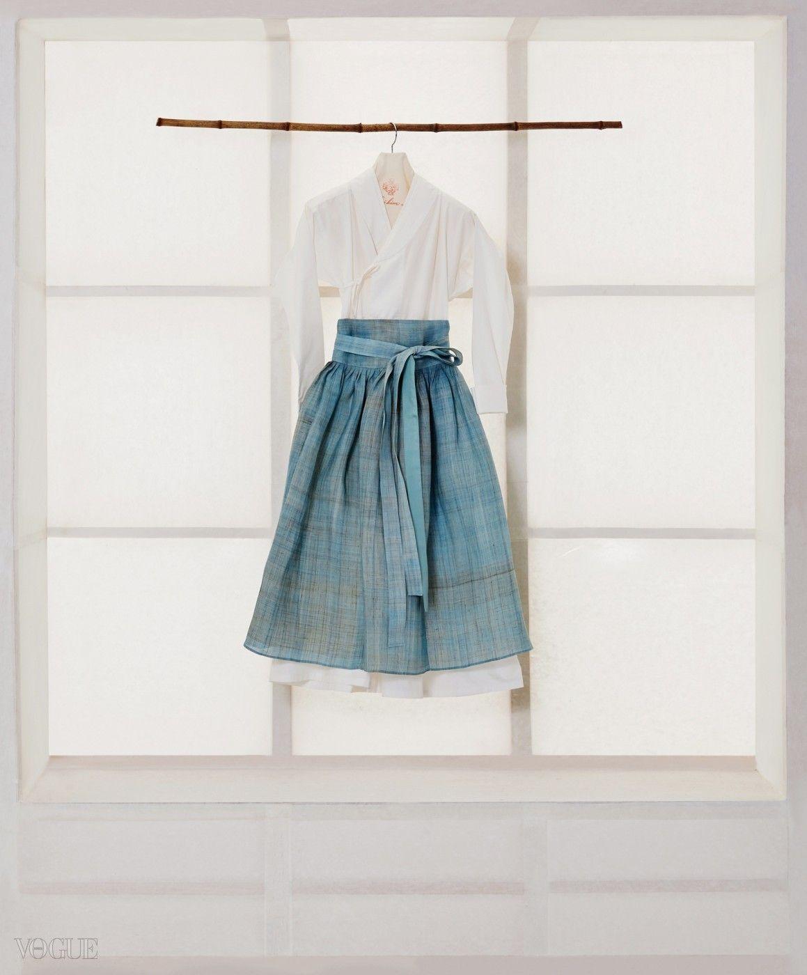 Hanbok korean. Tchai Kim | korean fashion | Pinterest ...