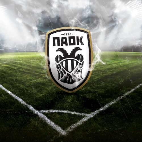 paok fc new logos wallpapers paok pinterest paok fc