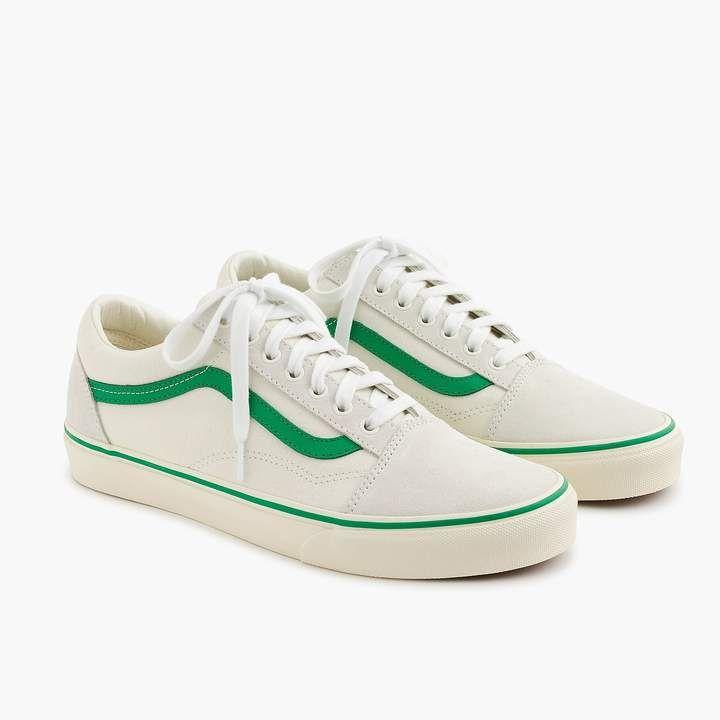 180b8787bf J.Crew Vans® for Old Skool sneakers in ripstop cotton