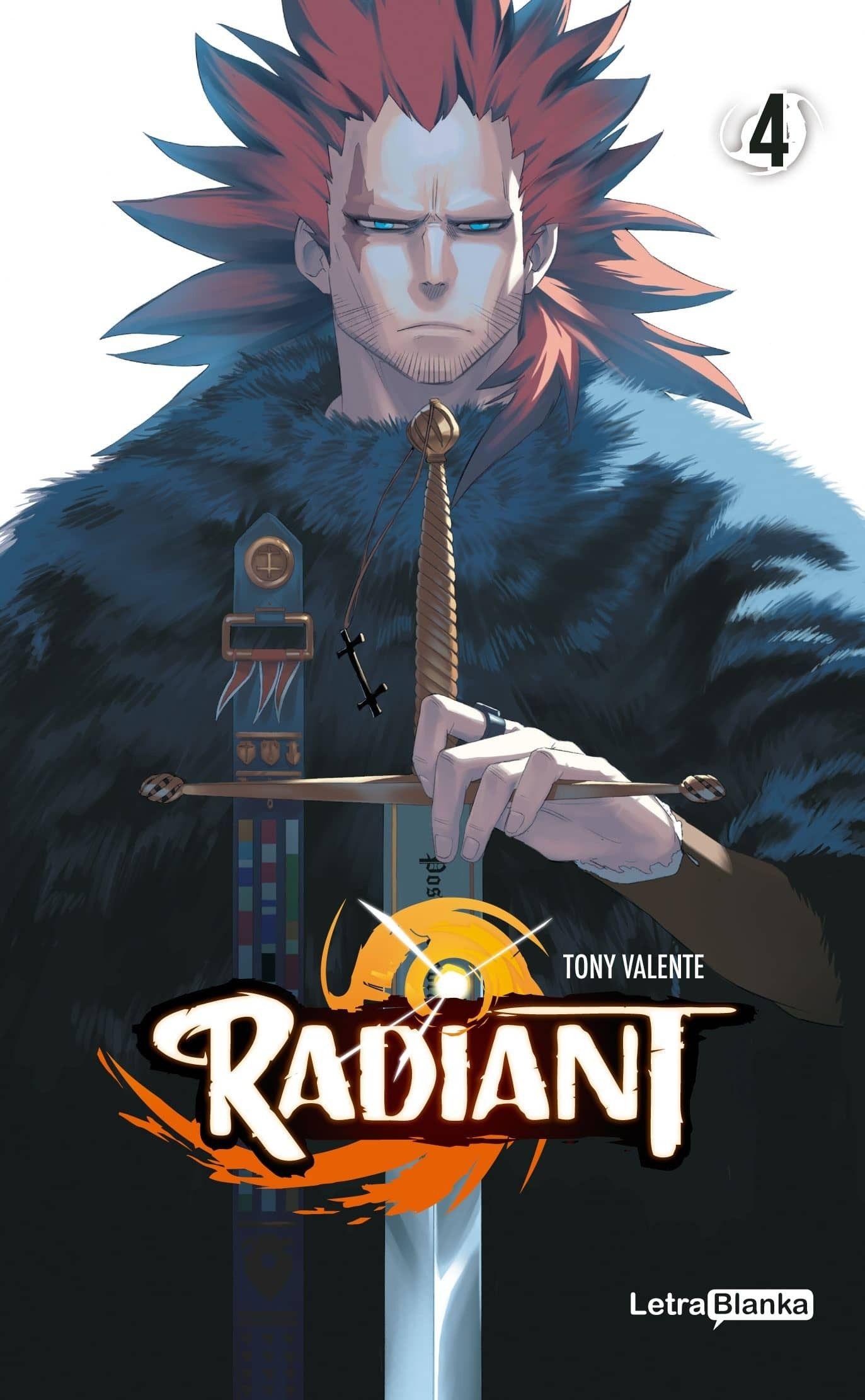 Torque Radiant Volume 4 radiant anime manga