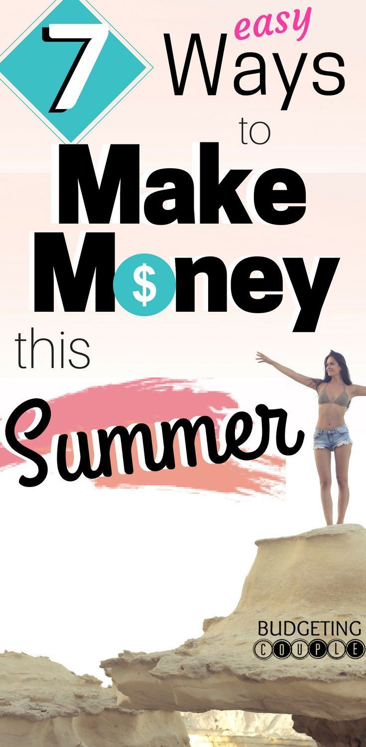 Make Money From Home With These 7 Side Hustle Ideas | Make Money ...