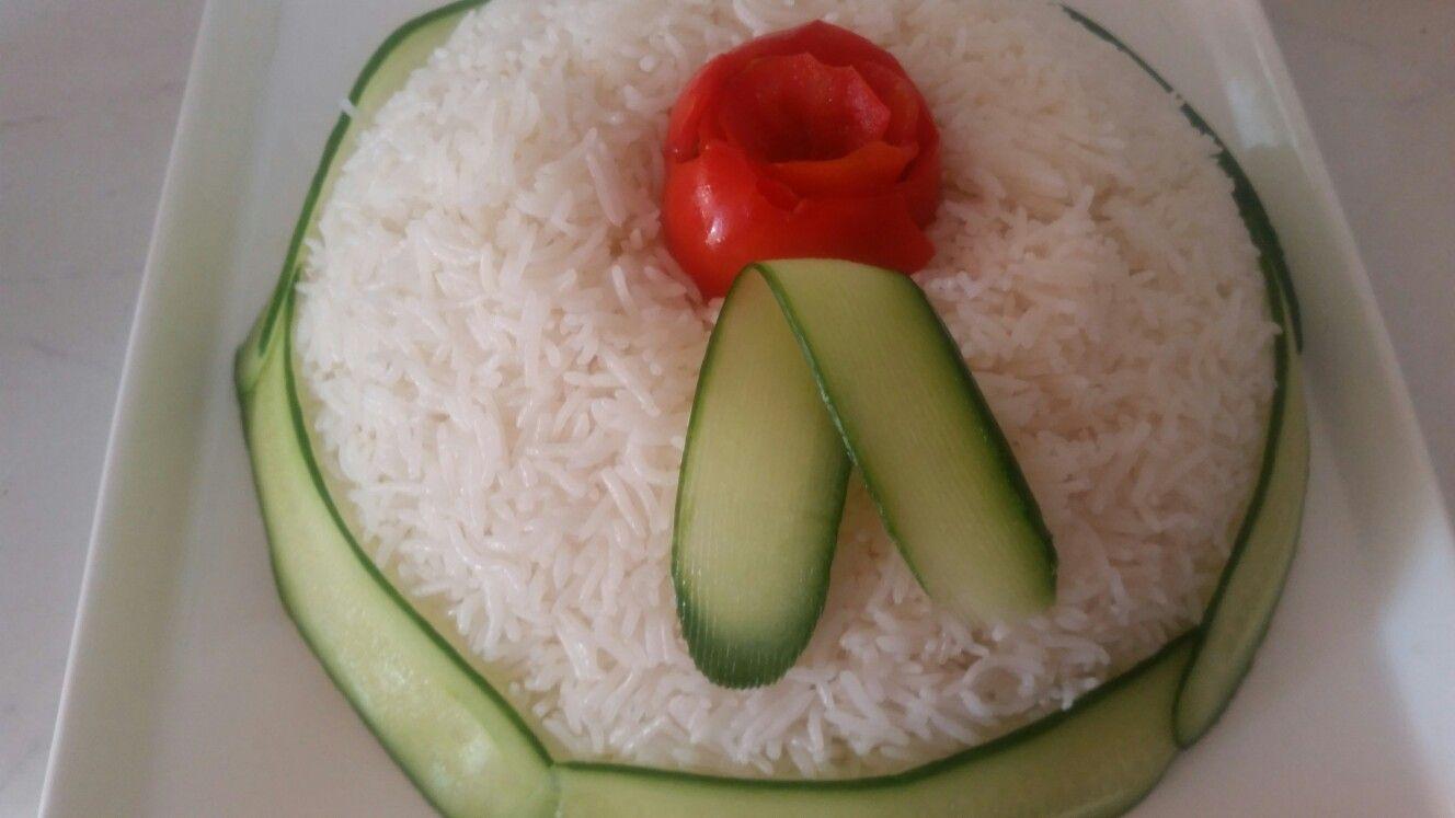 صحن رز Food Grains Rice