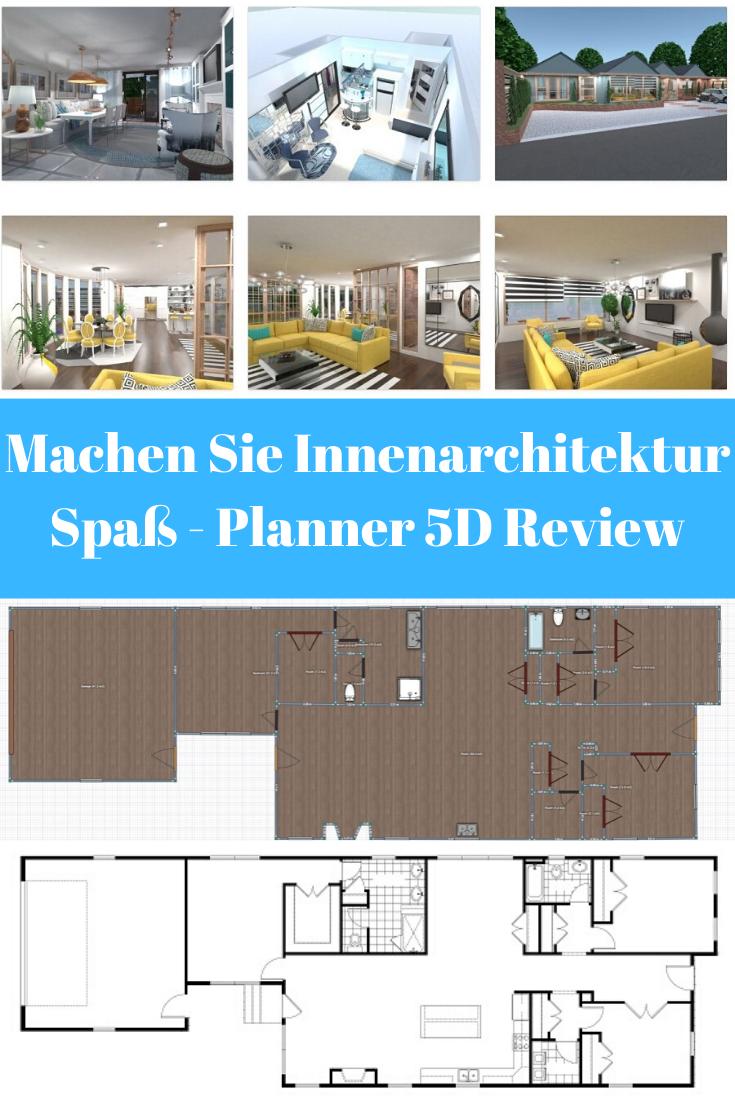 Machen Sie Innenarchitektur Spaß   Planner 21D Review ...