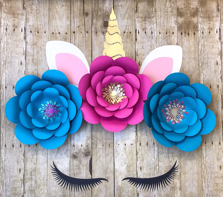 Unicorn Decorations Unicorn Party Unicorn Backdrop Unicorn
