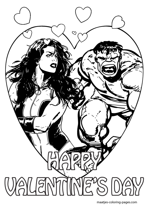 valentine 39 s coloring pages