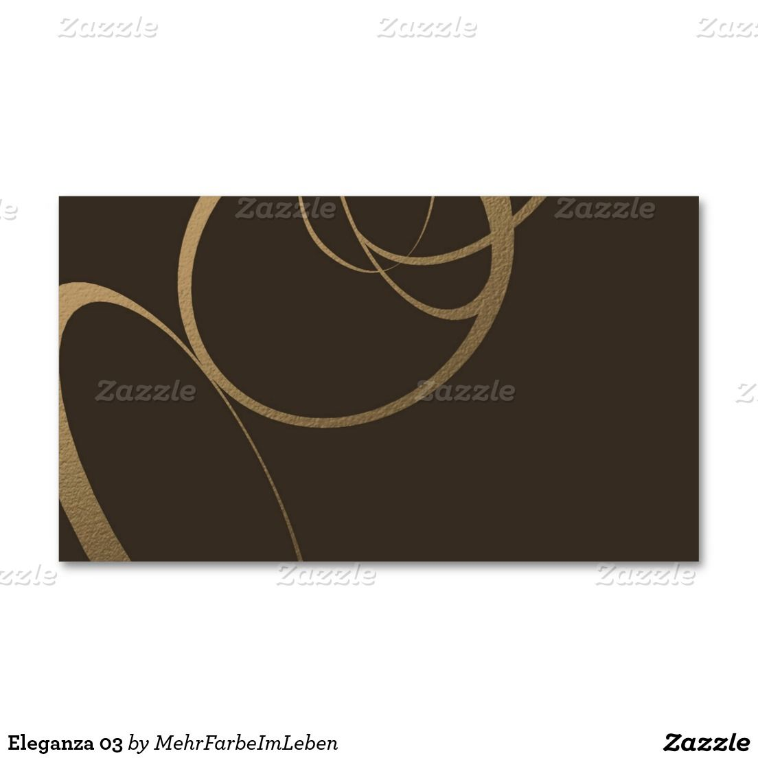 Eleganza 03 Business Card Templates Event Planner Business