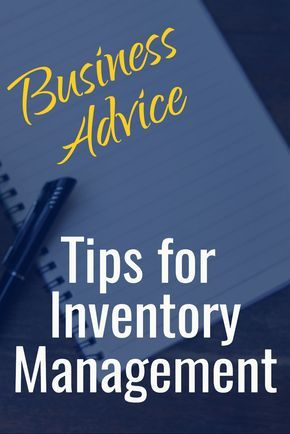 6 Tips for Inventory Management for Small Business - Business