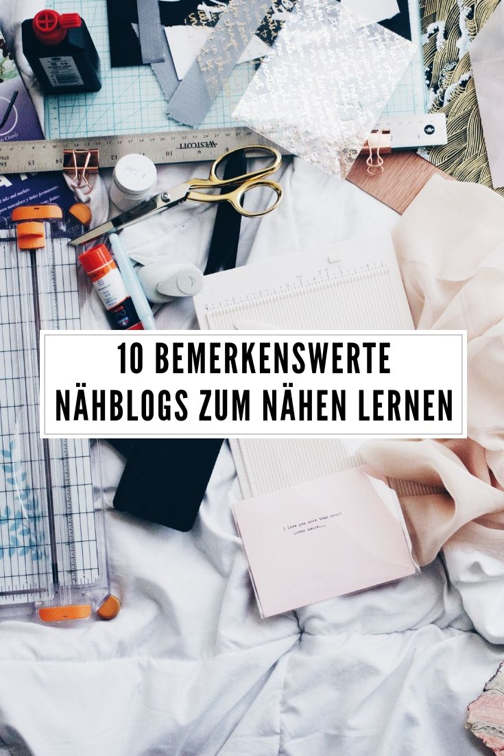 Photo of 10 remarkable sewing blogs to learn to sew