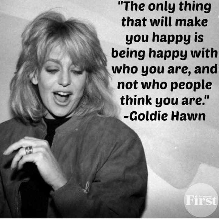 Goldie hawn essay