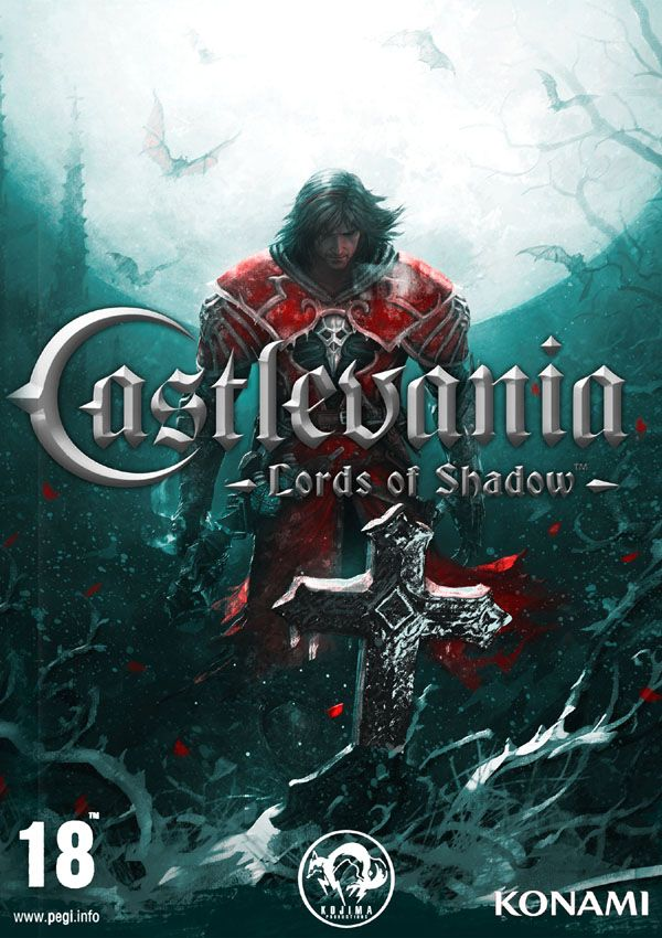 Castlevania Lords of Shadow Download Cover Free Game | Games
