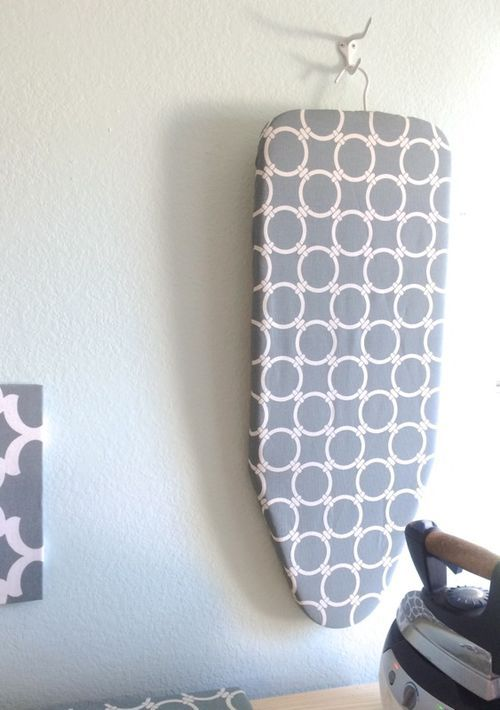 A New Cover For My Mini Ironing Board Mini Ironing Board Diy Ironing Board Covers Ironing Board Covers