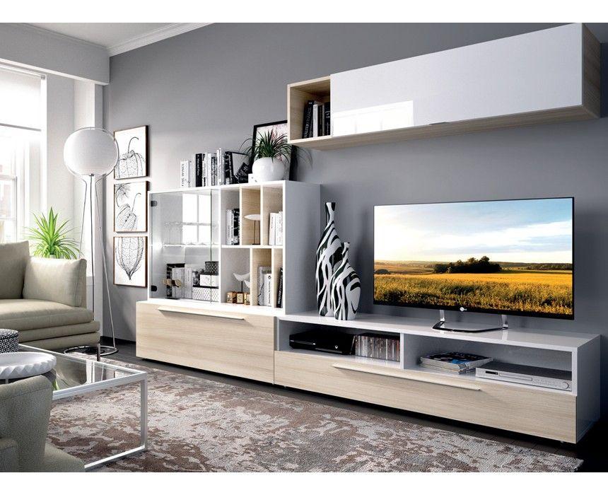 Sal n modelo valencia 6 salones modernos pinterest sal n moderno muebles y muebles salon - Muebles modernos valencia ...