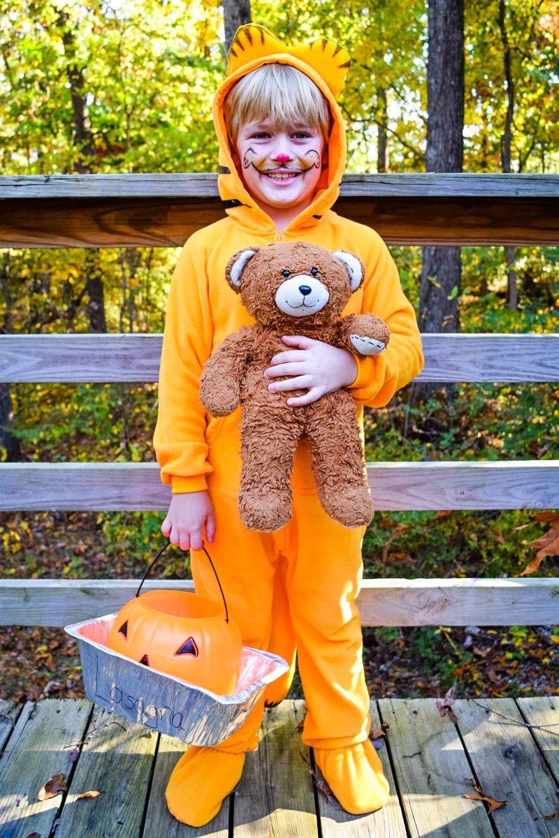 Garfield Halloween 2020 DIY Garfield Halloween Costume in 2020 | Easy diy costumes
