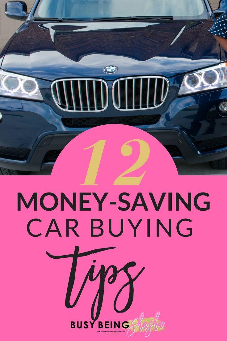 12 important moneysaving car buying tips and tricks car