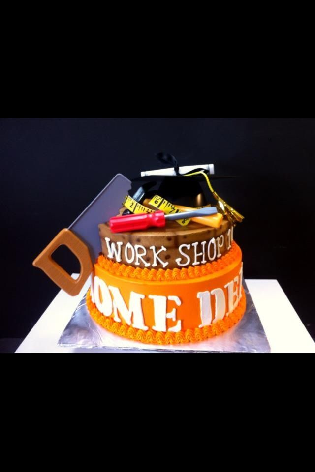 Home Depot | Boy birthday cake, Birthday party cake ...