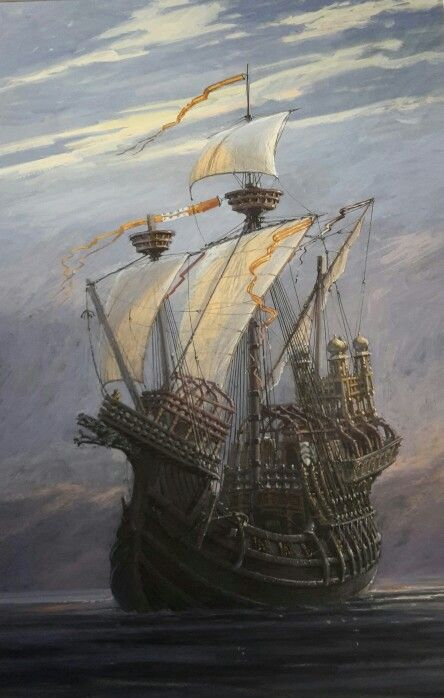 Durmstrang Ship Concept Art Harry Potter Notebook Harry Potter Miniatures Harry Potter Tattoos This mysterious academy for young witches and wizards holds many secrets that fans. durmstrang ship concept art harry