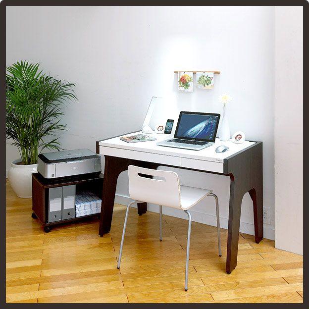 Compact PC Desk
