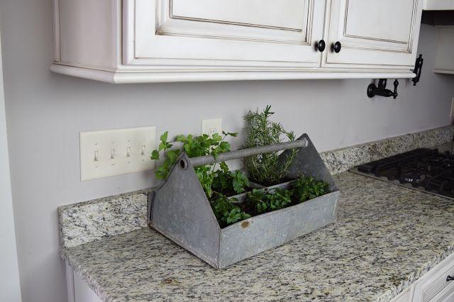Easy Countertop Herb Garden Indoor Window Garden Indoor 640 x 480