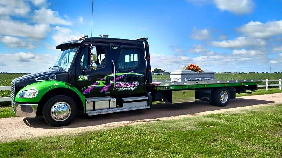 Plataforma Tow Tow Truck Flatbed Towing Trucks