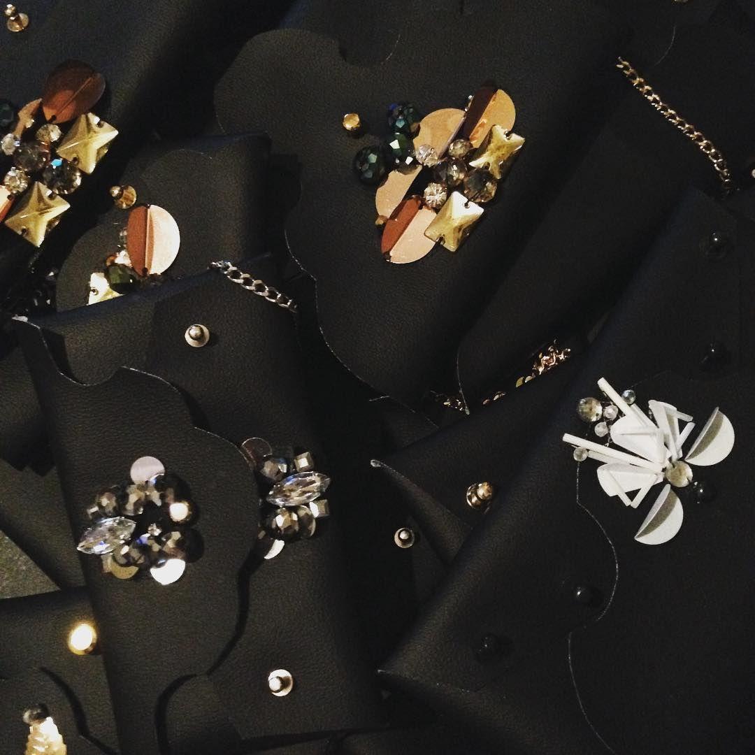 Mish - mash! #purses #beaded #encrusted