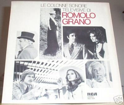 popsike.com - ROMOLO GRANO-LE COLONNE SONORE TELEVISIVE RCA LP 76MINT - auction details