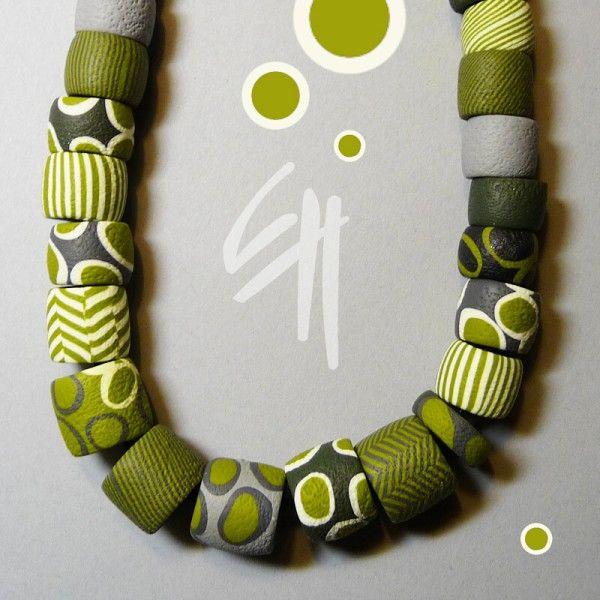 Nara Beads: Stunning Polymer Clay By Eva Haskova