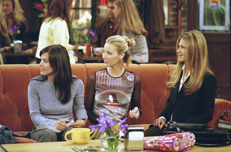 Friends - Monica, Phoebe and Rachel | Jennifer Aniston