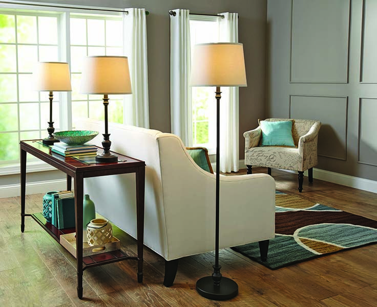 Lighting Options For Days! Our Floor And Desk Lamps Are