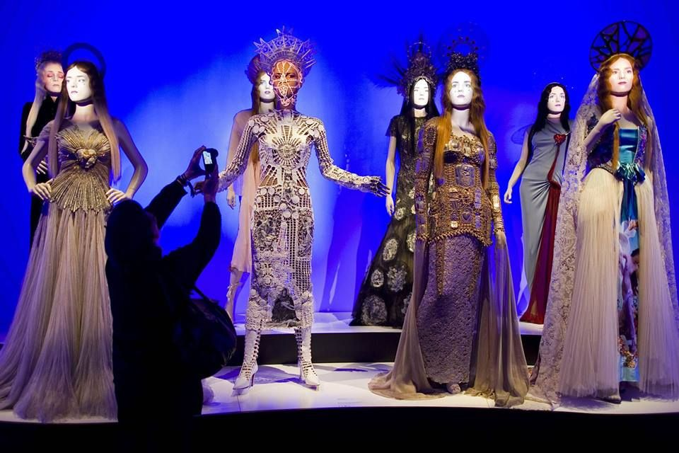 "The Fashion World of Jean Paul Gaultier"" exhibition has conquered the planet, landing at the Grand Palais in Paris in a triumphant homecoming for the designer on its 10th stop"