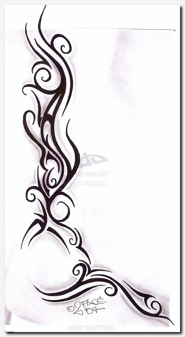 If I ever tattoo is part of Best If I Ever Tattoo Images In  Cute Tattoos Puppy - Tattooflash Tribal Design Nice by 2FaceTattoo deviantart com on @deviantART