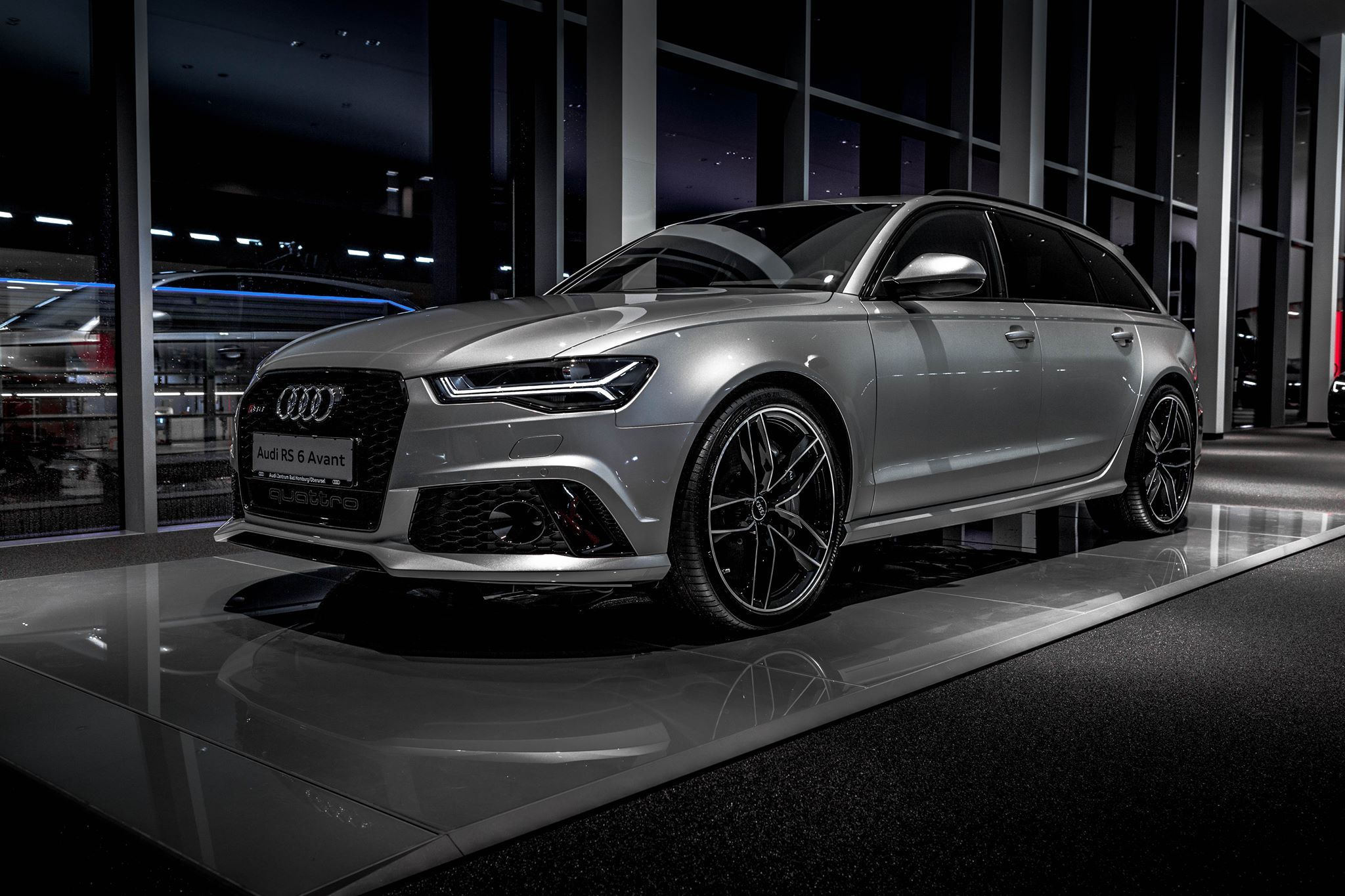 spectacular gray audi rs6 performance 605 hp photos. Black Bedroom Furniture Sets. Home Design Ideas