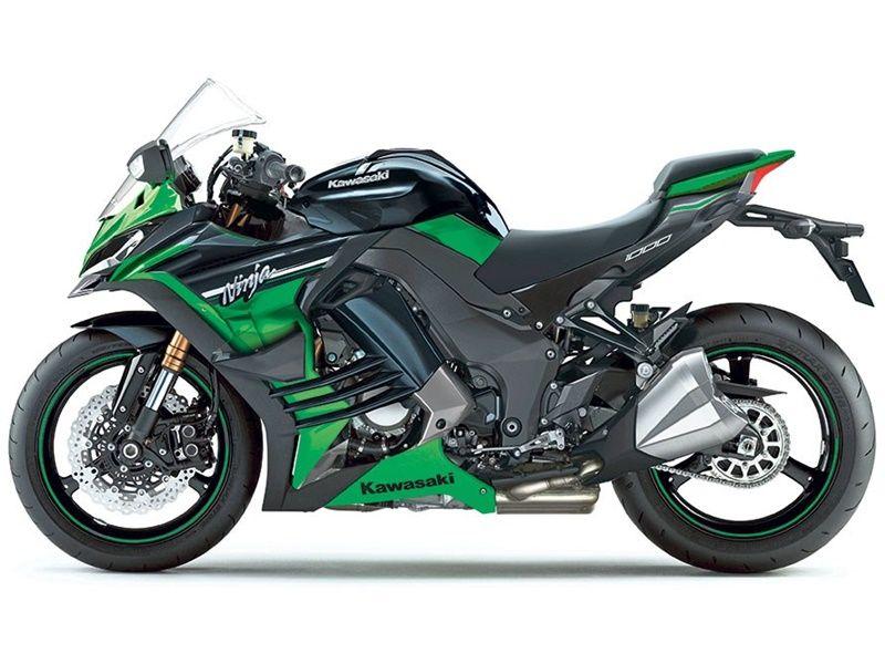 Nice Recreación De La Nueva Kawasaki Ninja 1000 Sport Tourer 2017 Good Ideas