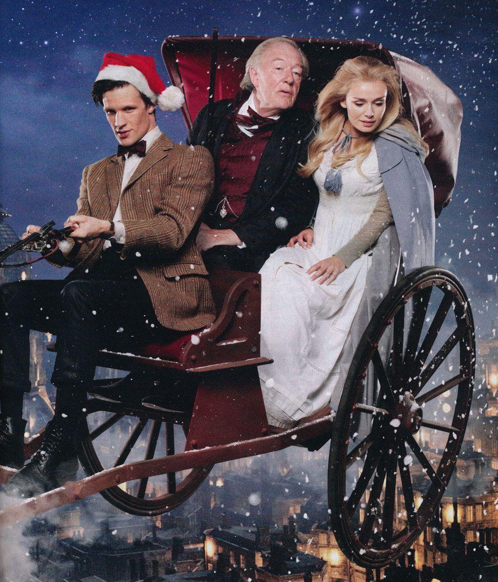 Dr Who Christmas Carol.Doctor Who 6x00 A Christmas Carol Doctor Who A