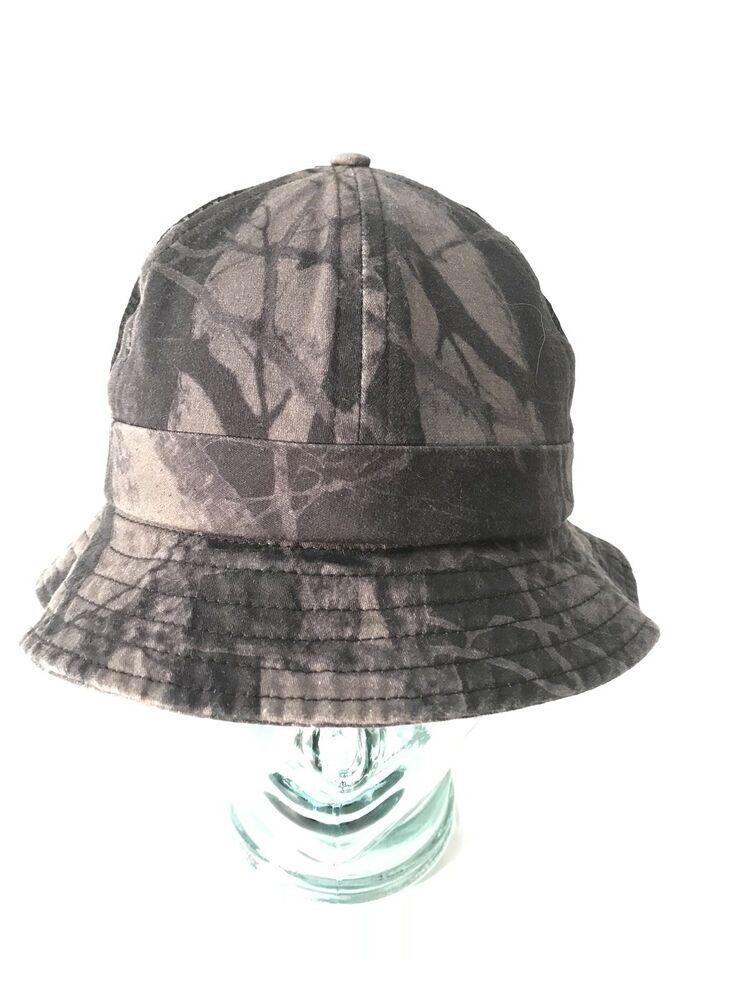 Supreme Bucket Hat Size M L Multi PATTERN DARK  fashion  clothing  shoes 346a0dad6e2e