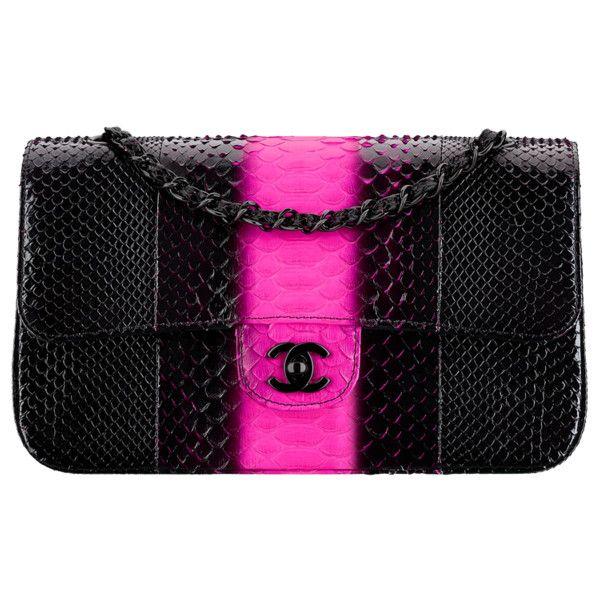 Chanel chevron so black flap sizes - PurseForum
