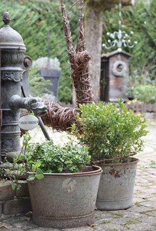 Épinglé par aurelie bazerolle sur jardin des anges Pinterest - Nettoyage Terrasse Carrelage Exterieur