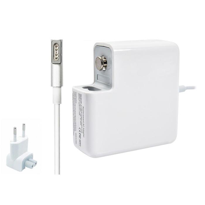 Adaptador Carregador Magsafe Apple Macbook Pro 13 Mb991 A A1278 Mid 2009 60w Apple Macbook Magsafe Macbook