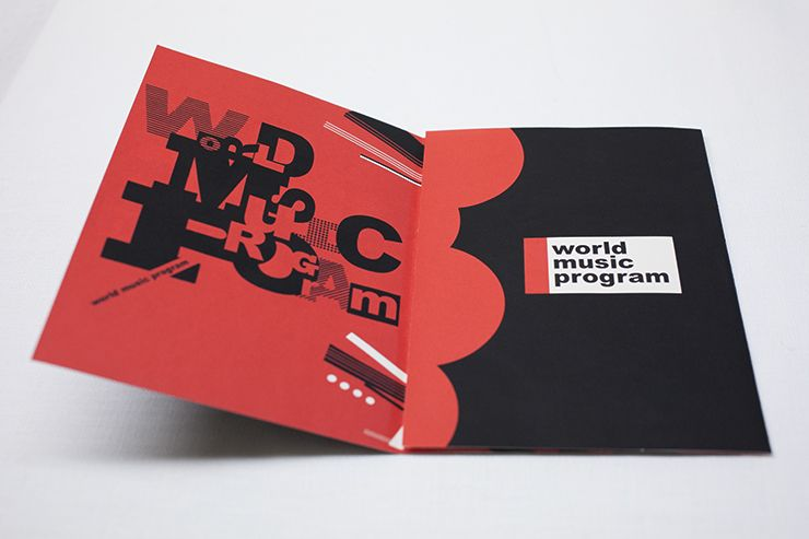 17 Best images about radio station brochure – Music Brochure