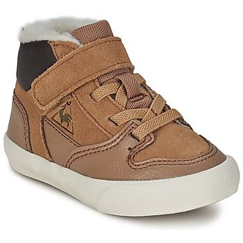355ab86ae42 ... usa uber trendy suede winter high tops for toddlers by le coq sportif  shoes trainers kids